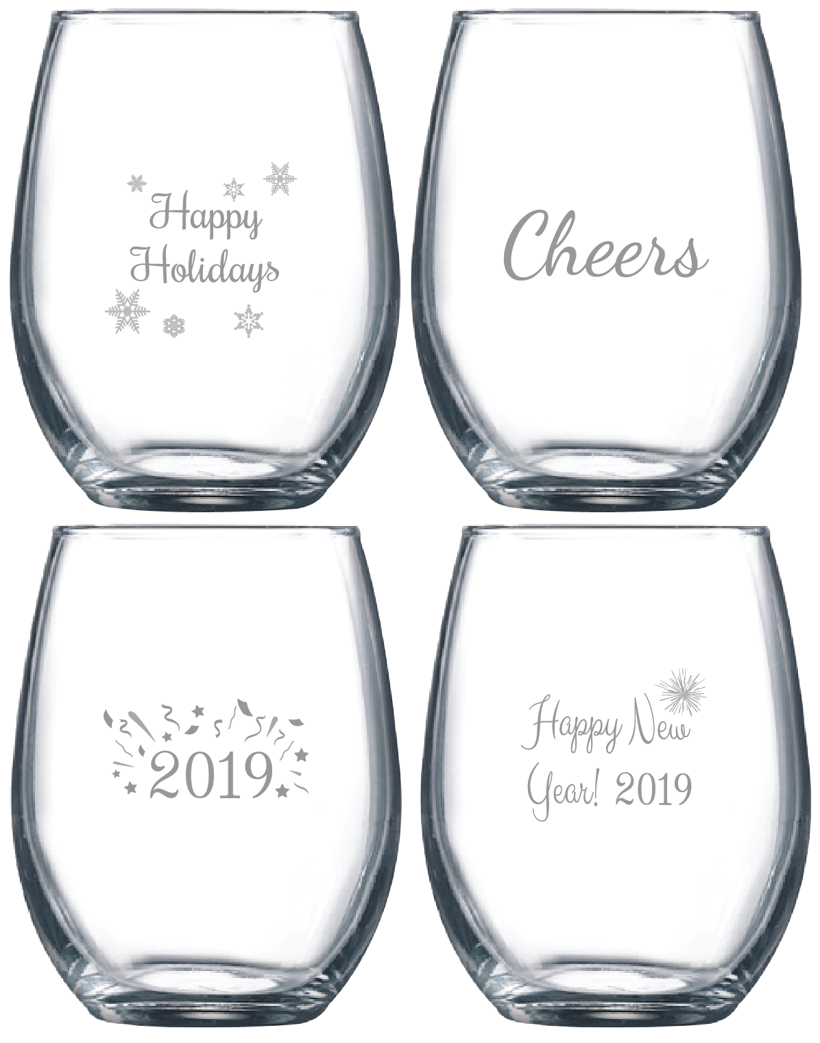 Holiday Collection Glassware