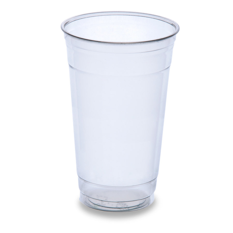 32 oz. Recyclable Plastic Cup (300/Case)