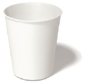 5 oz. Recyclable Paper Cup (1,000/Case)