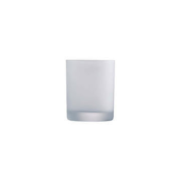 Yukon 7.5 oz. Frosted Glass (C3159)
