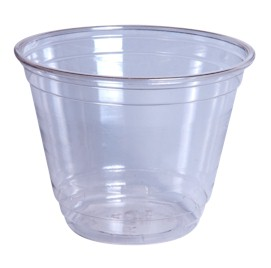 9 oz. Recyclable Plastic Cup (1,000/Case)