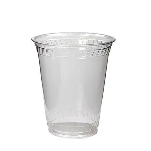 7 oz. Biodegradable Clear Plastic Cup