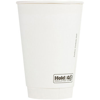20 oz. Recyclable Double Walled Paper Cup
