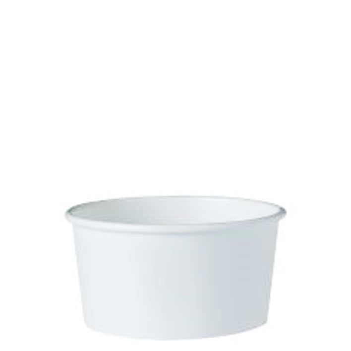 6 oz. Recyclable Ice Cream Cup