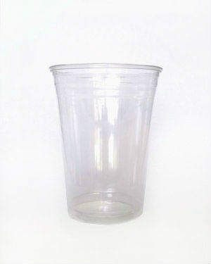 10 oz. Recyclable Plastic Cup (1,000/Case)