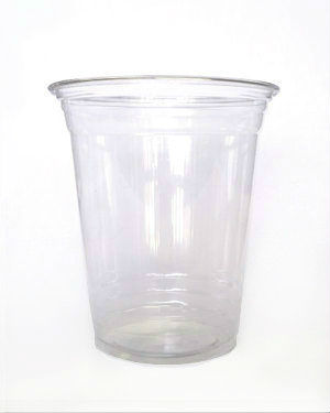 12 oz. Recyclable Plastic Cup (1,000/Case)