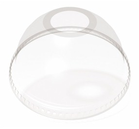 10 oz. Clear Dome Lid