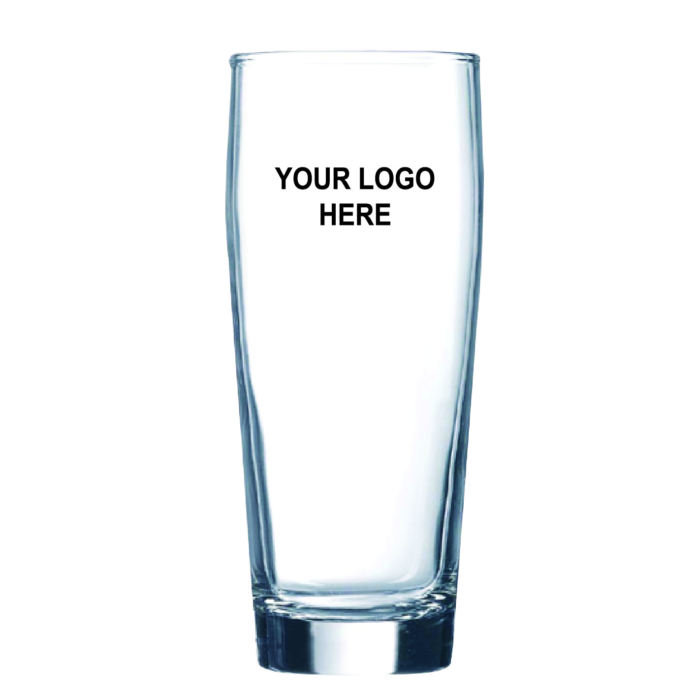 16 oz Custom Printed Willi Becher Tumbler (24/CS)