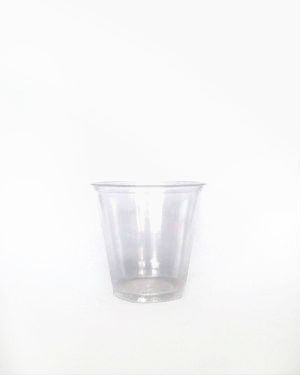 3.5 oz. Clear Recyclable Plastic Cup