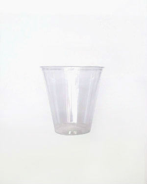 5 oz. Recyclable Clear Plastic Cup