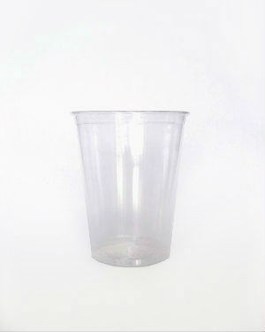 7 oz. Recyclable Plastic Cup (1,000/Case)