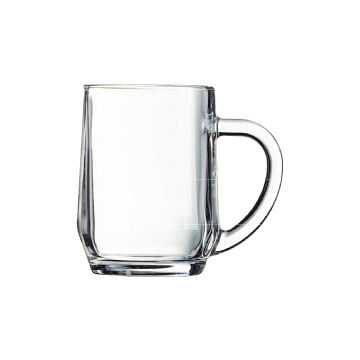 Haworth 20 oz. Glass Mug (61076)