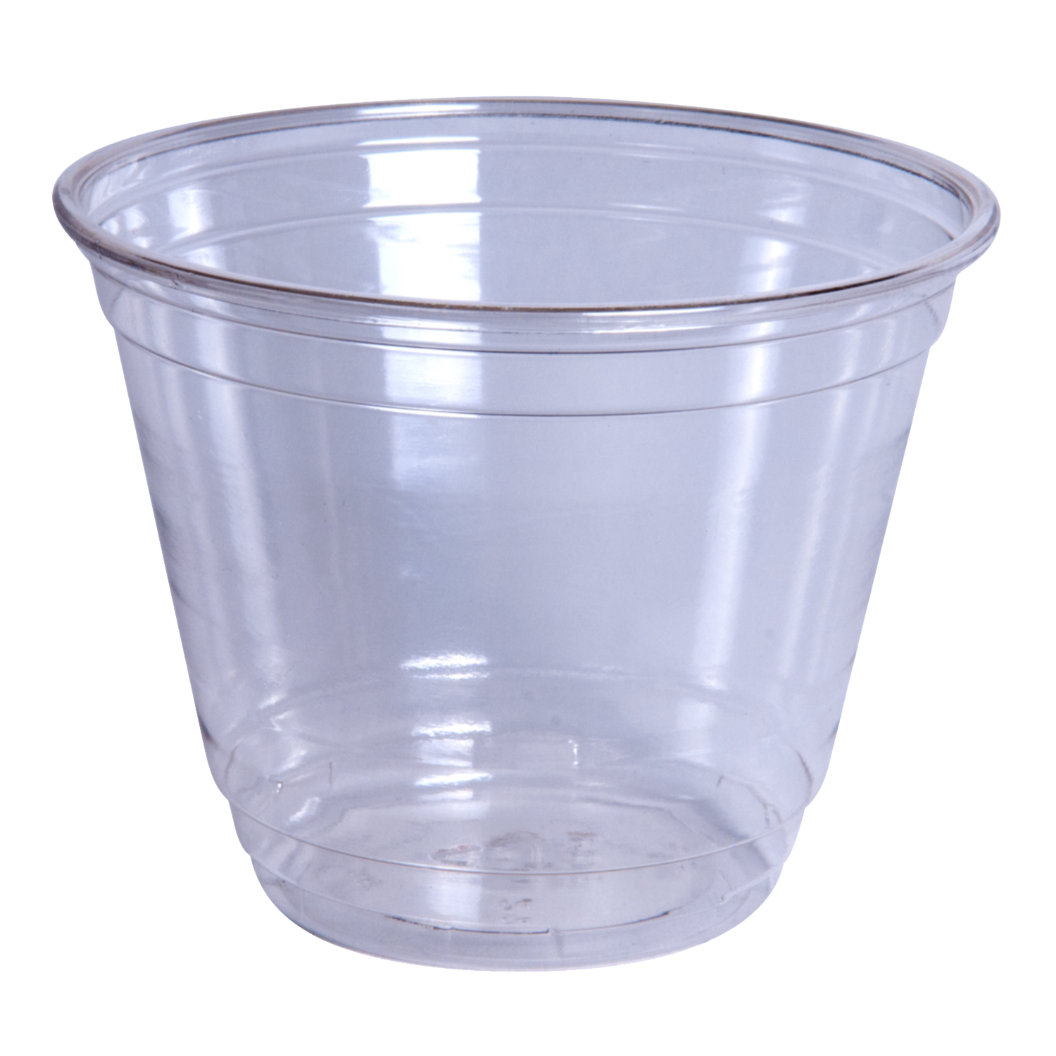9 oz. Clear Plastic Cup