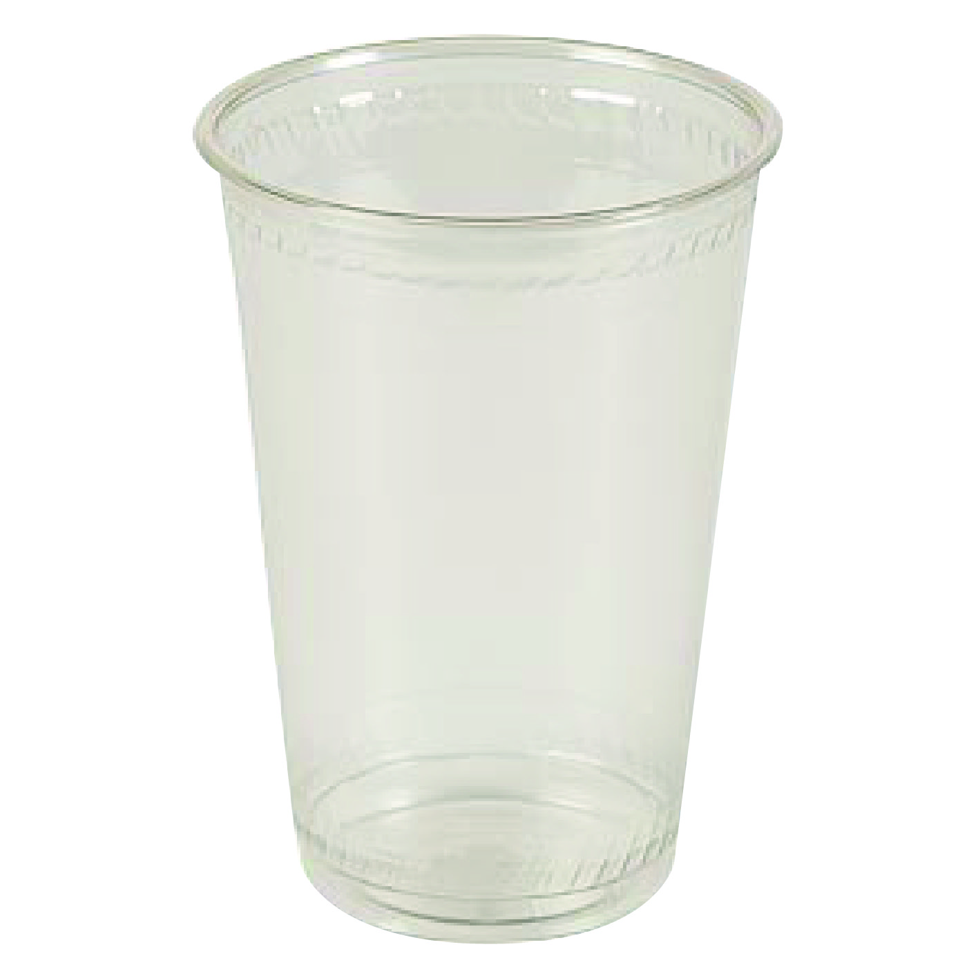 32 oz. Compostable Plastic Cup (300/Case)