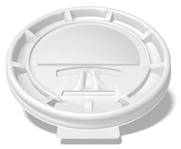 Lock Back Lid (1,000/Case)