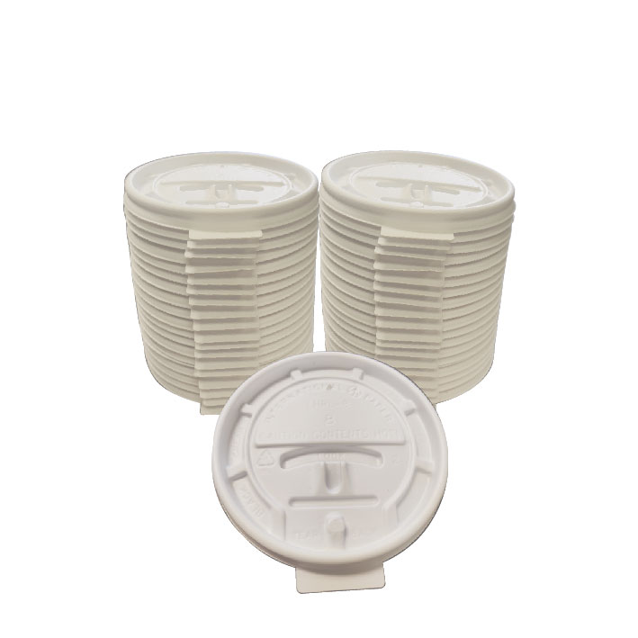 8 oz. Lock Back Lid (100/Pack)