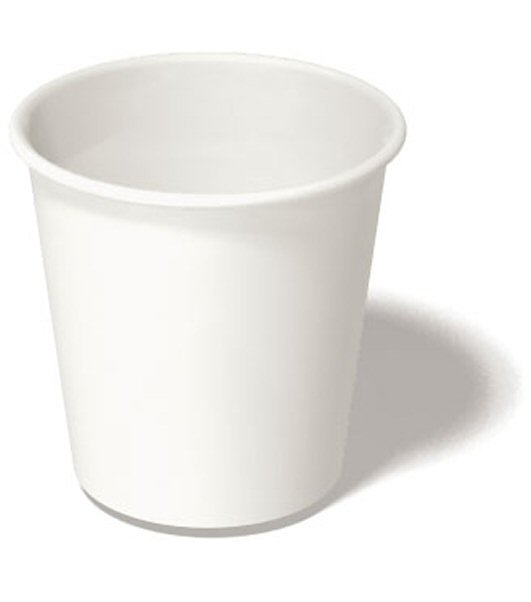 4 oz. Recyclable Paper Cup (1,000/Case)
