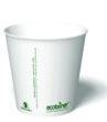 10 oz. Compostable Paper Cup (1,000/Case)