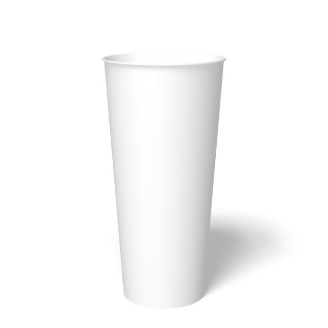 24 oz. Recyclable Paper Cup (500/Case)